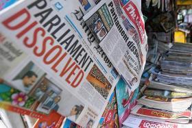 EU denounces dissolution of Sri Lanka Parliament