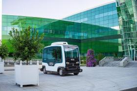 Driverless shuttle to be trialled at NUS