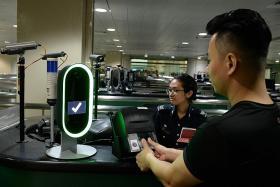 All checkpoints to use biometrics screening tech: ICA