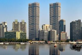 CapitaLand and GIC buy Shanghai's tallest twin towers for $2.54b