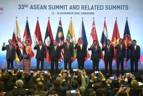 PM Lee: Multilateralism key to Asean's growth