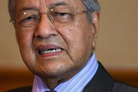 Goldman Sachs people 'cheated' Malaysia over 1MDB: PM Mahathir