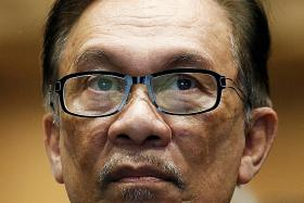 PKR won't submit new names if there's Cabinet reshuffle: Anwar