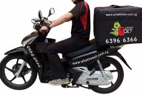 Food delivery service owner missing, F&B outlets fume