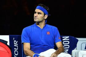 Roger fed up over talk of special treatment