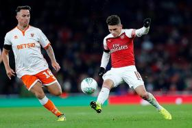 Torreira aims to give Brazil a torrid time