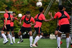Amri: Lions can't take Timor-Leste lightly