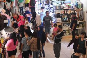 Singaporeans can now pay with Nets in JB