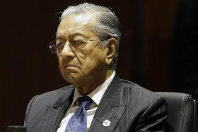 Near impossible to implement race discrimination convention: Mahathir