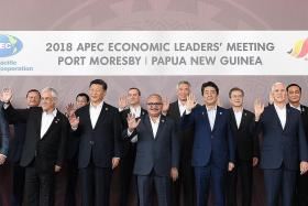 Apec divided over trade, fails to issue joint statement