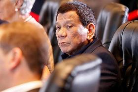 Duterte skips gala, defends absences at Asean meetings