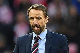 Southgate urges Three Lions to build on fantastic year