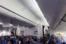 SIA flight to Paris turns back after drop in cabin pressure