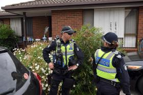 Australian cops charge three men over plot to undertake 'mass' attack