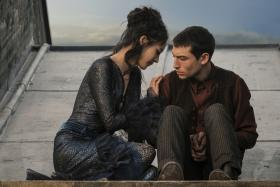 Fantastic Beasts star Ezra Miller resists labels others put on him