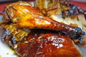 Don't like them too gamey? Try your luck with Cantonese-style duck