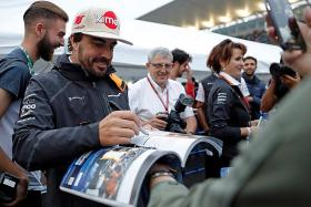 McLaren will keep Alonso on speed-dial list: Brown
