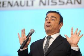 Former Nissan chairman Carlos Ghosn denies allegations