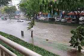 PUB to act against Straits Construction for Geylang flash floods