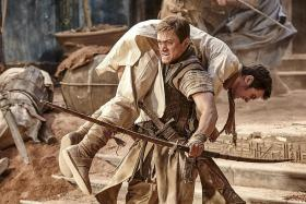 Robin Hood star Taron Egerton scared of horses despite lots of riding