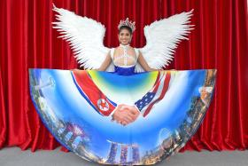Trump-Kim summit inspires latest Miss Universe S'pore national costume