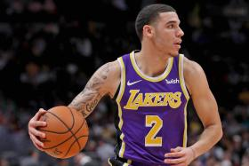 Ball's injury a greater loss than Lakers' defeat