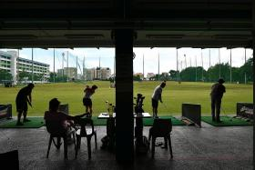 Family's fond farewell to Toa Payoh Golf Range