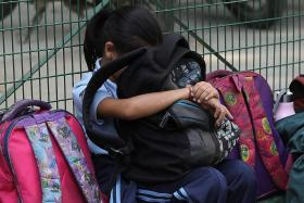 Lighter school bags, better eating habits to improve health