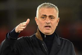 Mourinho: Top 4 by end of year improbable