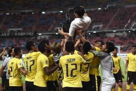 Malaysia reach Suzuki Cup final