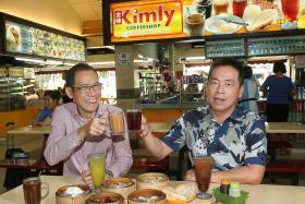 Coffee-shop operator Kimly confirms 2 top executives arrested