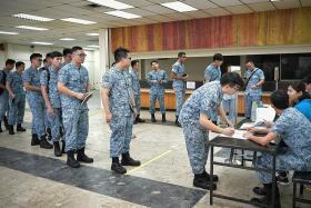RSAF mobilisation exercise a success