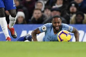 Man City star Sterling lashes out at newspapers for fuelling racism