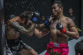 Alex Silva ONE Championship