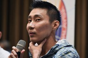 Chong Wei recalls ordeal during cancer treatment