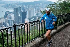 Aussie attempts 100 marathons in 100 days to highlight water shortage