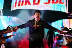 Niko Soe ONE Championship