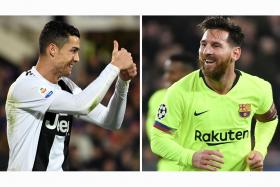 Ronaldo to Messi: Come join me in Italy