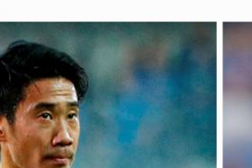 No Kagawa, Okazaki in Japan's Asian Cup squad