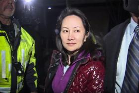 Trump intervention comment may be boon to Huawei CFO