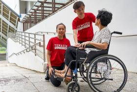 TP students reinvent the wheelchair
