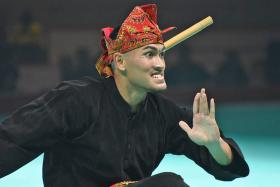 A silat world title for Iqbal, finally