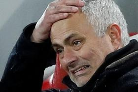 Mourinho says players are 'injury prone' as pundits lambast Red Devils