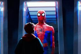 Latest animated Spider-Man spin-off scales box office heights