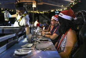 Beware of holiday bingeing