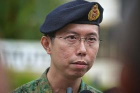 Chief of Army Goh Si Hou promoted to Major-General