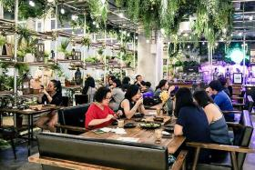Cafes in S'pore inspired by popular holiday destinations