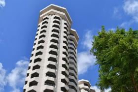 The HighPoint condo in Mount Elizabeth for sale, guide price $550m