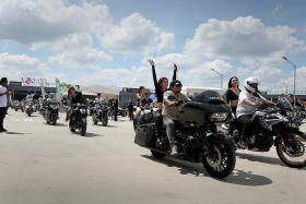 Wicked Wallop motorcycle party still packs a punch