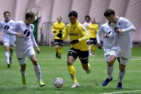 More work ahead for Raufoss' recruit Ikhsan